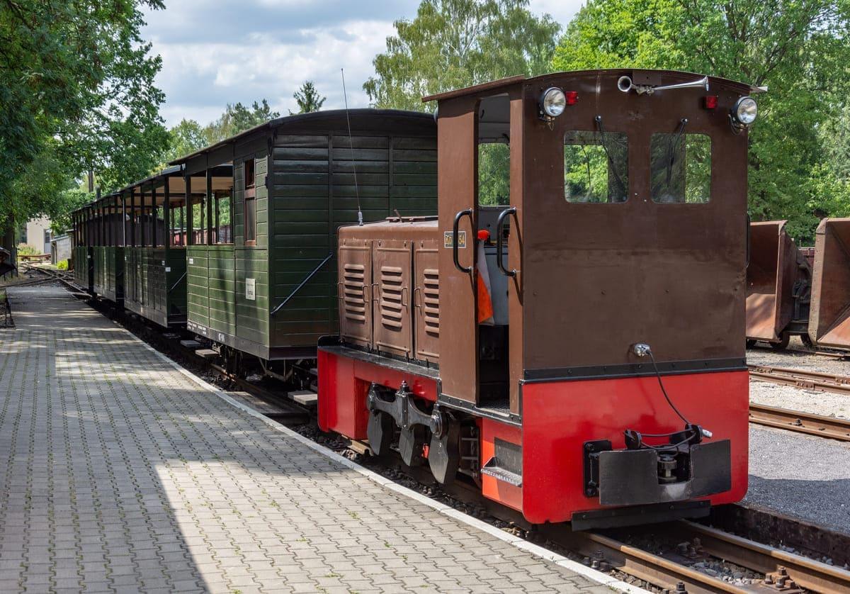Waldeisenbahn Bad Muskau